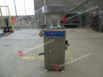 重庆烤肠灌肠机 液压式香肠灌肠机