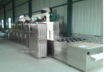 珍珠巖保溫板材微波干燥設備新應用