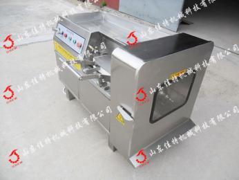 冻肉切丁机 连续式切肉丁机