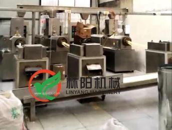 油炸類膨化食品生產設備
