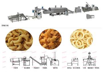 油炸鍋巴生產機械設備