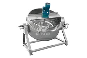 燃氣夾層鍋 立式夾層鍋 電加熱夾層鍋