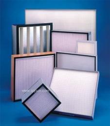 高效空气过滤器的使用条件及安装调试xxbflq