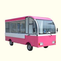 上海多功能电动小吃车开店任你选