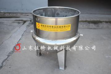 南昌糕点夹层锅 自动搅拌夹层锅