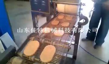 连续式鸡排裹浆机可配套流水线使用