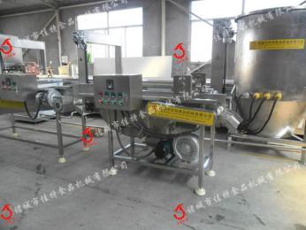 四川小酥肉裹浆机 定制型连续式裹浆机