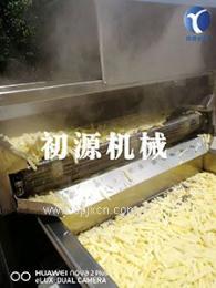 热销新品速冻薯条流水线  冷冻薯条生产线设备