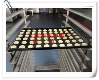 厂家直销曲奇饼干机 400型机械糕点成型机 上海万能曲奇加工设备