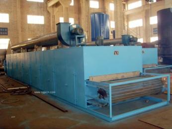 直銷DW系列單層帶式干燥機