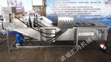 HQL-3500甜玉米清洗机 玉米加工设备