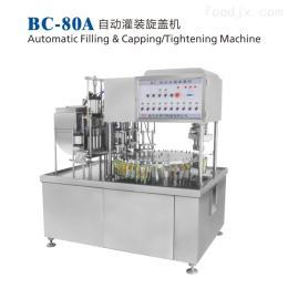 BC-80A自动灌装旋盖机