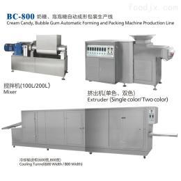 BC-800奶糖自动生产线