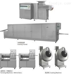 BC-300Ⅱ奶糖生产线