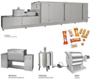 BC-1000麦片巧克力生产线
