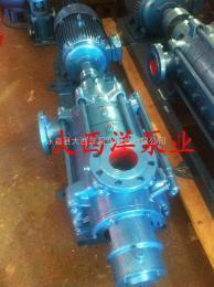 卧式多级泵,多级离心泵,多级泵扬程,多级泵性能,TSWA多级泵