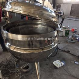 400L粽子高温高压蒸煮锅