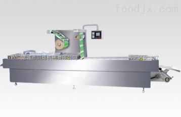 520全自動拉伸膜真空包裝機