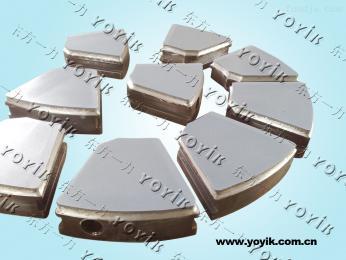 氟塑料瓦四川德阳yoyik供应锡基合金氟塑料瓦