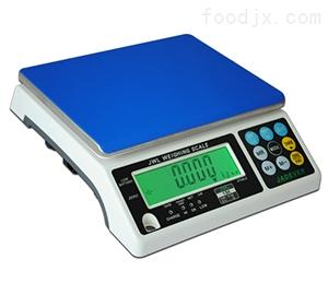 JWE-1.5公斤电子秤 同时连接报警灯和打印机