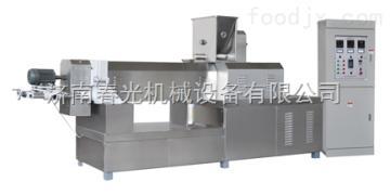 供应时产240kg/h 猫 、狗粮机械设备生产一条线