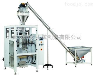 YJ420张家界厂家直销全自动大型立式粉剂包装机,用玖机械包装机生产厂家