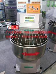 YMJ-50供应广州永麦彩友彩票平台全自动螺旋式搅拌机,成都50KG(二包粉)微电脑和面机,厂家直销