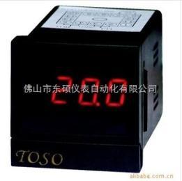 DS3-4DA1RTOSO转速显示仪表DS3-4DA1R仪表 变频器转速表 转速表