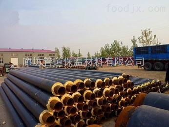 保定预制输气直埋保温管厂家,地埋发泡热水直埋保温管供应