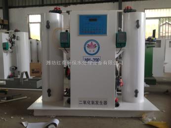 HH集寧醫院污水處理設備使用壽命