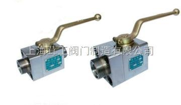 CJZQ高压球阀 --型号--上海茸工阀门制造有限公司