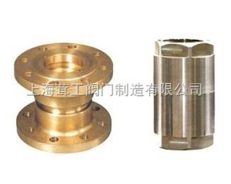 上海 比例式减压阀 --结构尺寸图--上海茸工阀门制造有限公司