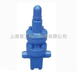 上海 高温高压蒸汽减压阀 --结构尺寸图--上海茸工阀门制造有限公司