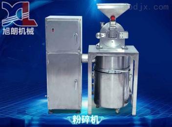 WN-300A怎么用除尘万能粉碎机粉碎调味料