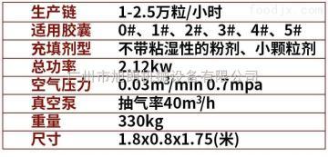 DTJ-C广东胶囊填充机厂家【自动胶囊填充机】