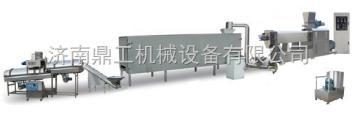 DG100-AII產量zui大的蒸汽式寵物飼料膨化機廠家-濟南鼎工機械