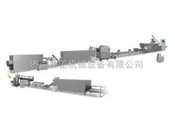 DG65-II玉米片膨化机、玉米片生产线设备厂家