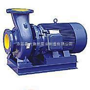 供应ISW40-250(I)A卧式单级管道泵 卧式离心管道泵 氟塑料管道泵