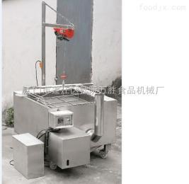 不锈钢油炸锅YZG-2000万胜直销油炸机 油炸锅 炸串机 食品油炸设备 电炸锅