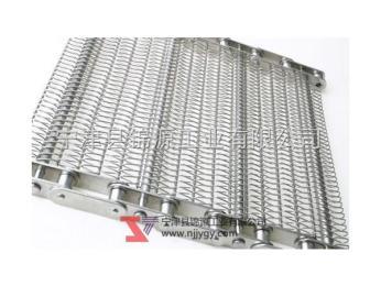 003輸送機、輸送網帶、鏈板,不銹鋼材質,耐高溫,錦源專業生產,您值得信賴