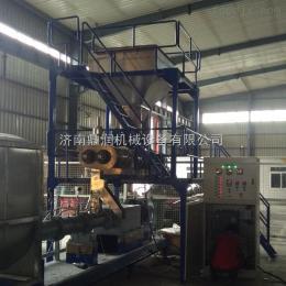 時產1噸鯰魚飼料膨化生產線廠家直銷