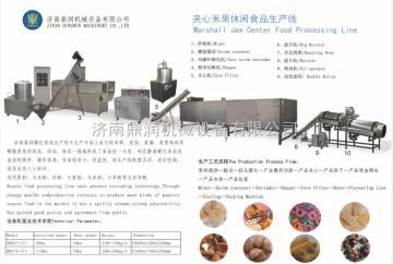 56-III四川食品膨化机械经销商