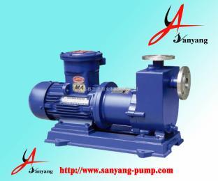 ZCQ65-50-160磁力泵,ZCQ型臥式自吸式磁力泵,甌北磁力泵,臥式自吸磁力泵,磁力泵結構示意圖