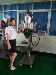 生产搅拌粉剂包装机 半自动粉剂机 清汤粉未包装机