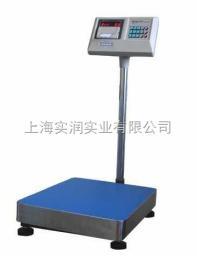 TCS台安150公斤电子秤,兰州电子秤(带打印),电子台秤
