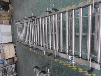 不銹鋼福南通輸送機上海YA-VA廠家定制直線、不銹鋼滾筒輸送機