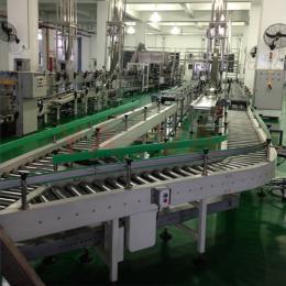 轉彎滾筒輸送機YA-VA供應轉彎滾筒輸送線 轉彎滾筒輸送機(廠家直銷)