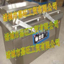 JW全自动包装机茶叶食品大米米砖熟食真空封口包装机
