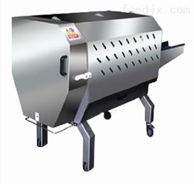 DQC-170清洗切割设备大型喷砂切菜机