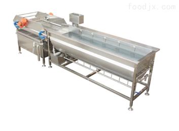 DSC-1000涡流洗菜线-旋流式洗菜机